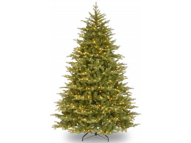 7.5' Pre-Lit Nordic Spruce Medium Artificial Christmas