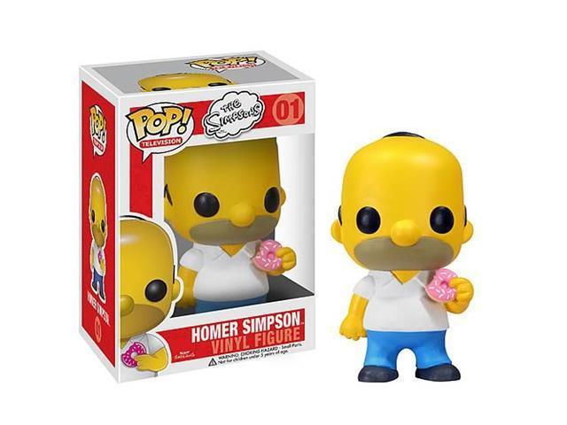f8683f022b6 Homer Simpson Pop! Vinyl Figure - Newegg.com