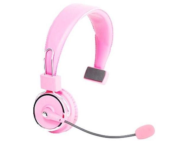 896115ee1d4 Blue Tiger Ladies Light Pink Elite Wireless Bluetooth Headset ...