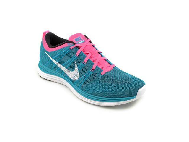 f8ddaaf55d33 Nike Flyknit One+ Womens Size 10.5 Blue Textile Running Shoes UK 9.5 EU 44.5