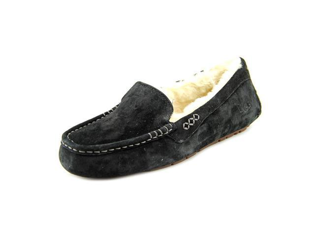 feb1d0acabb Ugg Australia Ansley Women US 5 Black Moc Slipper - Newegg.com