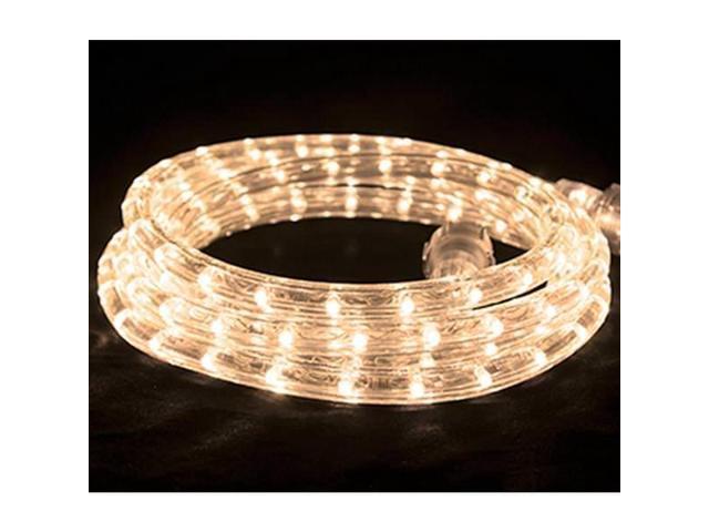 American Lighting 01191 9 Warm White 120 Volt 3000k Dimmable Led Rope Light Newegg