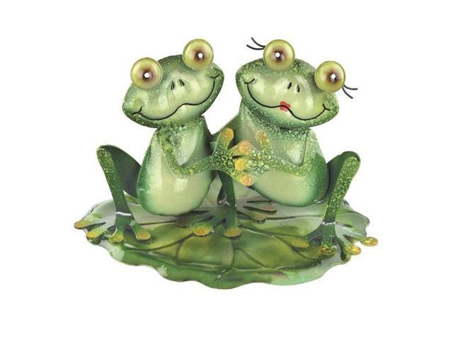 Regal Art Gift 11310 5 8 Green Frog Holding Hands Home