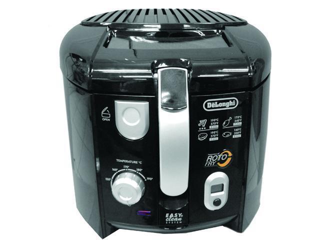 Delonghi D28313uxbk Cool Touch Roto Fryer Newegg Com