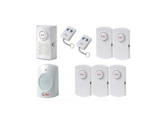 Q see do it yourself wireless security alarm system qsdl506w q see do it yourself wireless security alarm system qsdl506w solutioingenieria Image collections