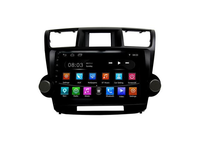 Otto Navi In Dash Navigation System 10 Android Gps Multimedia Radio W Bluetooth