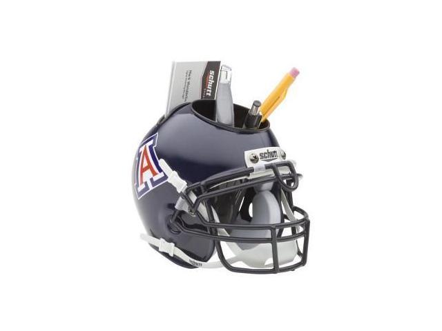 508d18bf Athlon CTBL-015354 Arizona Wildcats Blue NCAA Football Schutt Mini Helmet  Desk Caddy - Newegg.ca