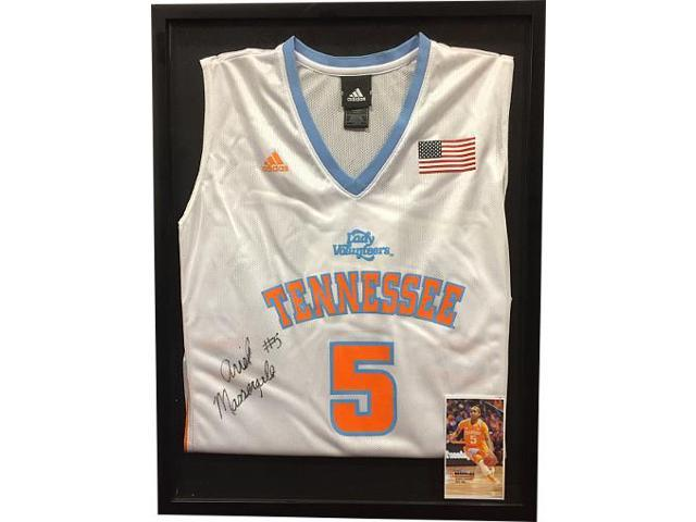 the best attitude 3f6da a3f24 Ariel Massengale signed Tennessee Lady Vols Adidas White Replica Jersey #5  Custom Framed 19x25 w/ Photo (Women's Basketball) - Newegg.com