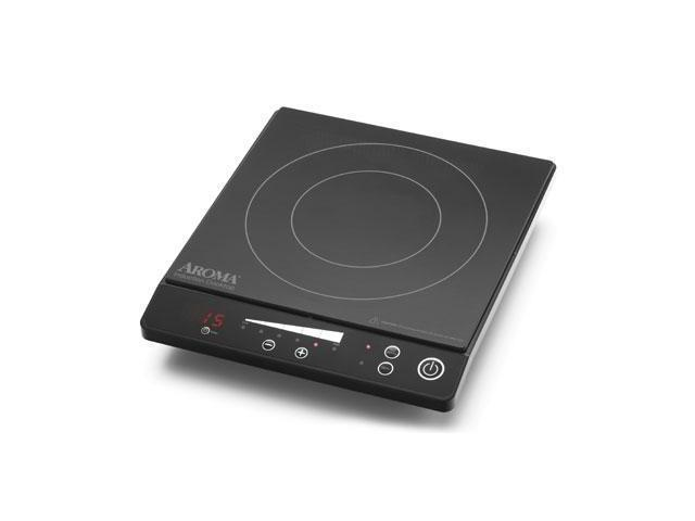 Electric Stove Stainless Steel Upgraded CMHP-C180N Cusimax 1800W Double Hot Plate for Cooking Portable Electric Burner