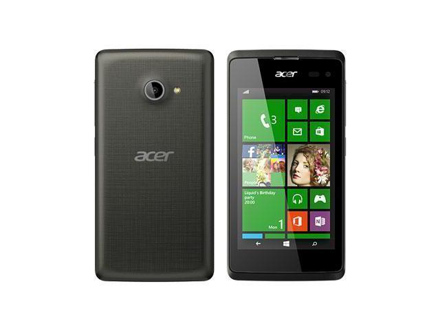 "Acer Liquid M220 HM.HMUAA.001 3G Unlocked Windows Smartphone 4.0"" Black 8GB"