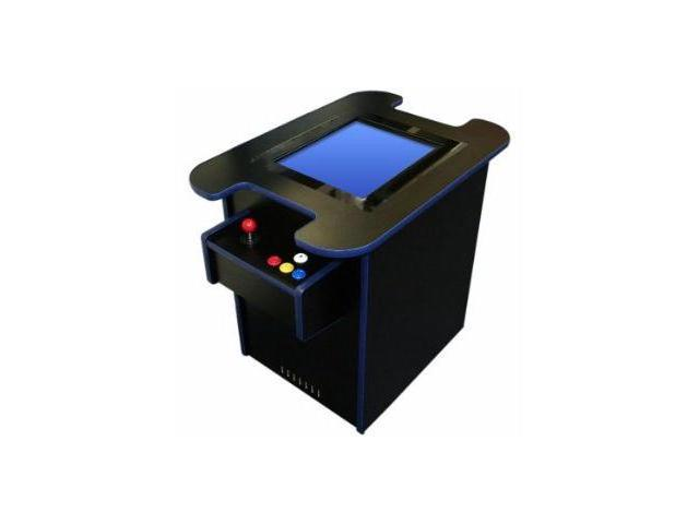 cocktail arcade game cabinet ready to assemble cabinet kit jamma rh newegg com mame arcade cabinet kit for sale arcade game cabinet plans