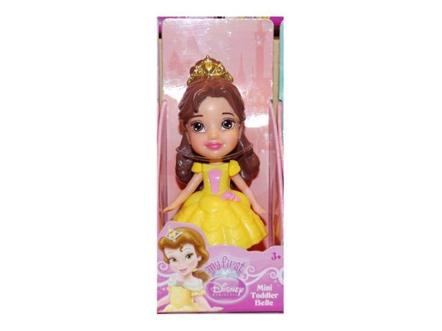 Belle Mini Toddler My First Disney Princess Mini Figure