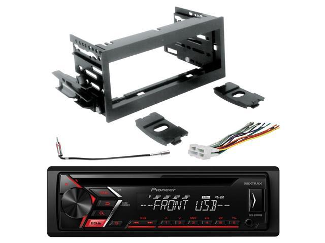 Pioneer Dehs1000ub Cd Singledin Amfm Car Stereo Scosche GM1483b: Scosche Car Stereo Wiring Harness At Executivepassage.co