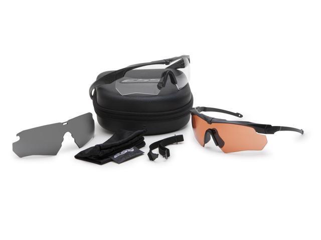 c8a2b8b35de ESS Eyewear Crossbow Suppressor 2X Deluxe Kit 740-0388 - Newegg.com