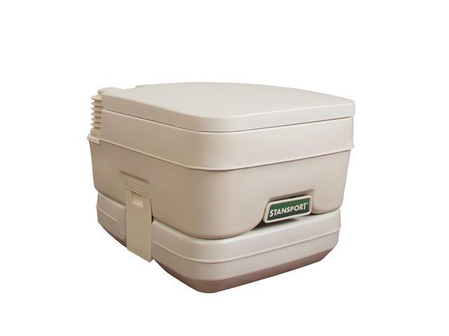 Portable Camping Toilet : Easy go portable camp toilet newegg.com