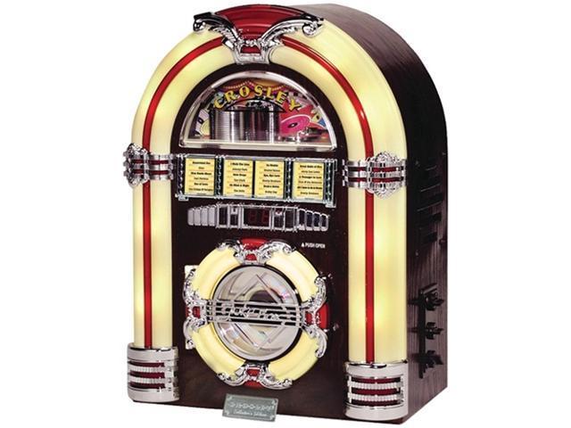 CROSLEY CR11CD Jukebox CD Player - Newegg com