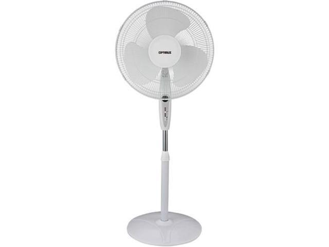 Optimus F 1672wh 16 Quot Oscillating Stand Fan With Remote