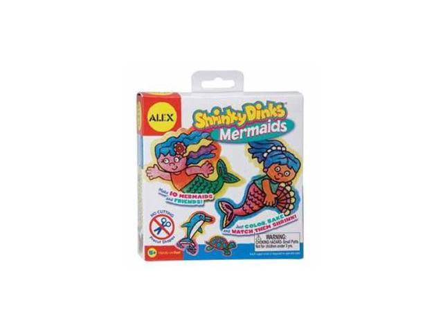 Alex Toys Shrinky Dinks Kits Mermaids Neweggcom