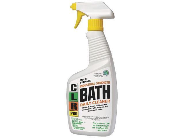Clr Bathroom Cleaner, Light Lavender 32 Oz. G Bath 32Pro