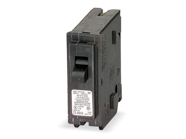 Square D Plug In Circuit Breaker QO130HID - Newegg.com