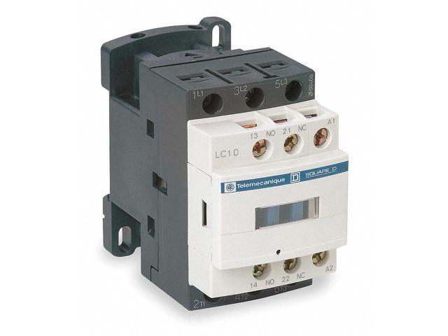 114f1b6f12d6 Schneider Electric IEC Magnetic Contactor LC1D18BD - Newegg.com