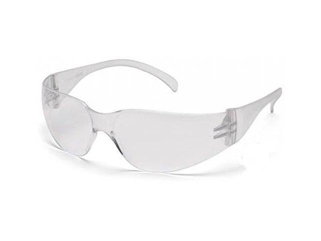 239f9abd94 Pyramex Intruder™-gafas de seguridad resistentes a los rayones, color  transparente de la lente S4110S-Newegg.com