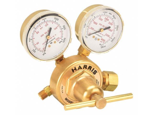 Harris Gas Regulator Industrial 425-125-346 - Newegg com