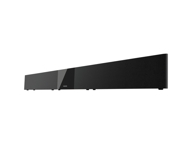 Toshiba SBX1250 3D Sound Bar with Built-In Subwoofer Black