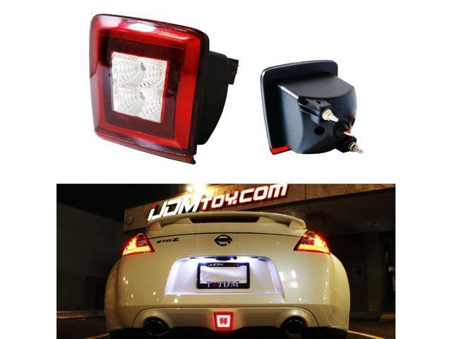 iJDMTOY JDM Style Rear Fog Light LED Assembly For 2009-up Nissan 370Z 2013  sc 1 st  Newegg.com & iJDMTOY JDM Style Rear Fog Light LED Assembly For 2009-up Nissan ...