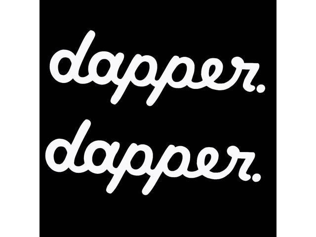 146495b7bb iJDMTOY (2) JDM Dapper Die-Cast Vinyl Decals