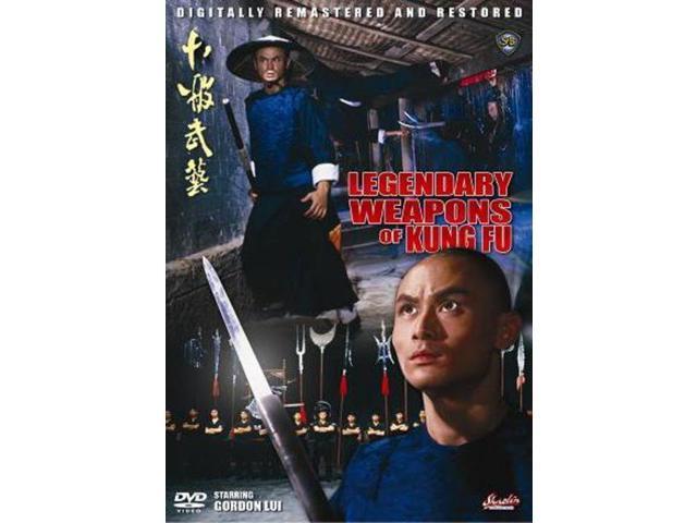 Legendary Weapons of China DVD - Newegg com