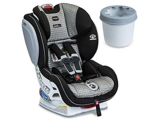 Britax Systems Advocate ClickTight Convertible Car Seat With Cup Holder