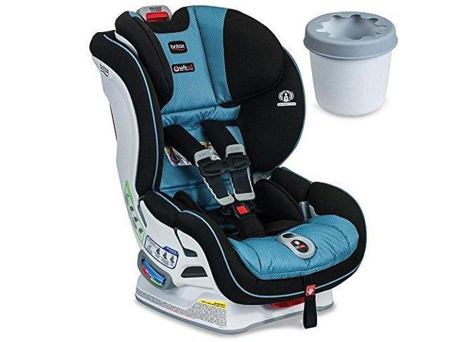 britax boulevard clicktight convertible car seat	  Britax Boulevard ClickTight Convertible Car Seat with Cup Holder ...