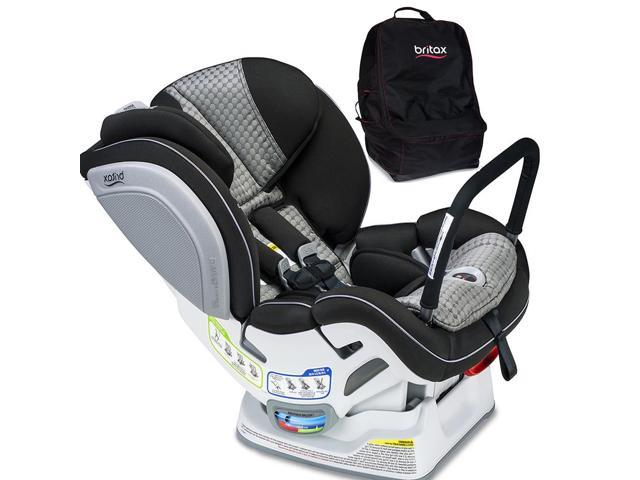 Britax Advocate Click Arb Convertible Car Seat Venti With Travel Bag Set