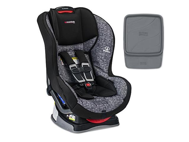 Britax Essentials Allegiance Convertible Car Seat Static With Vehicle Protector