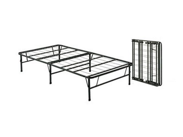 Simple Base Quad-Fold Bed Frame in Twin XL Size - Newegg.com