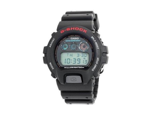 3891df80223 Casio DW6900-1V Men s G-Shock Classic Black Digital Illuminator Sports Watch