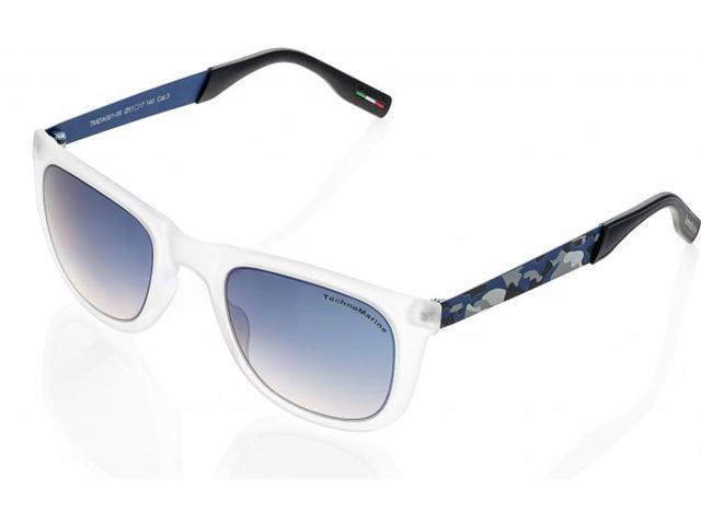 57581149f0 Techno Black Reef Sunglasses White and Camo Frame