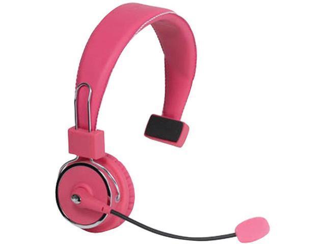 3539708d5bc Blue Tiger 17-130391 Dark Pink Elite Premium Bluetooth Headset ...