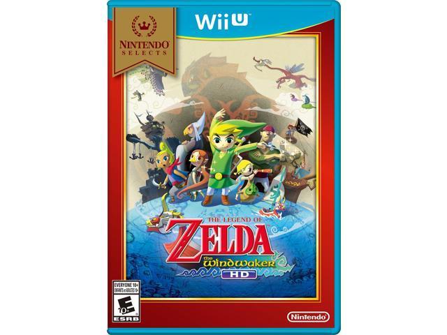 Legend of Zelda: The Wind Waker HD - Nintendo Wii U - Newegg com