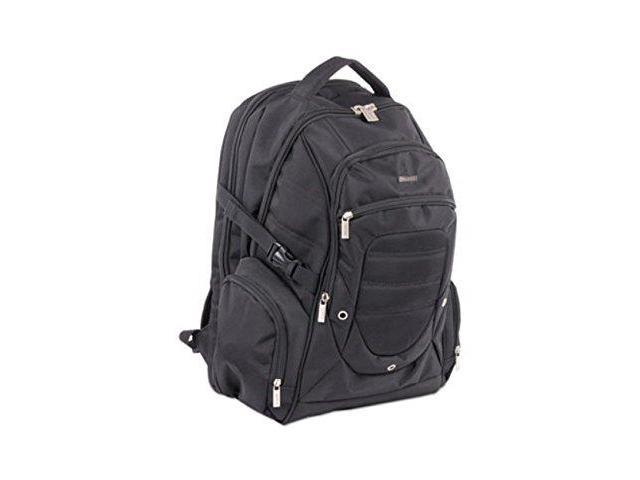 bugatti Black Ryan Computer BackPack Model BKP110-BLACK ... 73daccd2b9467