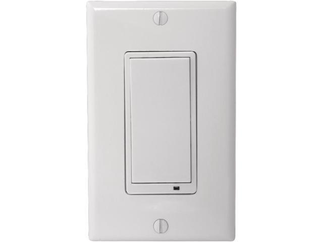 Linear Ws15Z-2 Z-Wave 15-Amp Wall Switch - Newegg.com