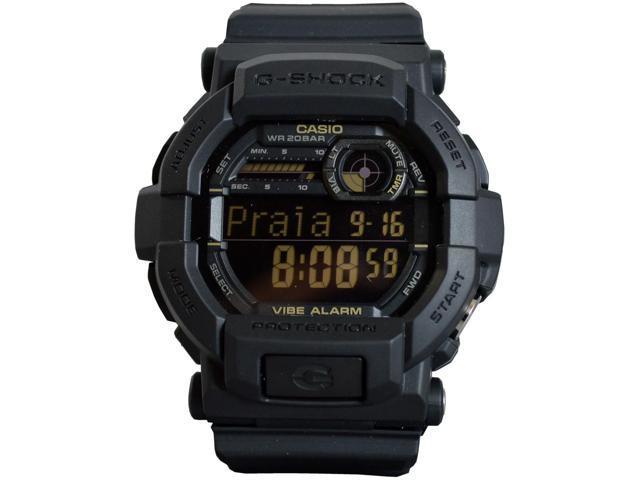 Casio G Shock Mens Shock Resistant Digital Sports Watch Black Gd 350 1bcr Newegg Com