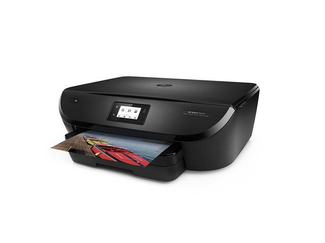Hp Envy 5540 Wireless All In One Photo Printer With Mobile Printing Black Neweggcom