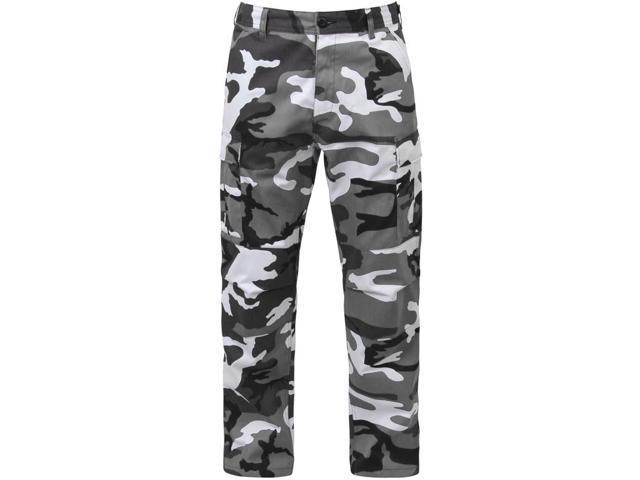 City Camouflage Military Cargo BDU Fatigue Pants - Newegg.com 4f08a9c1ef3