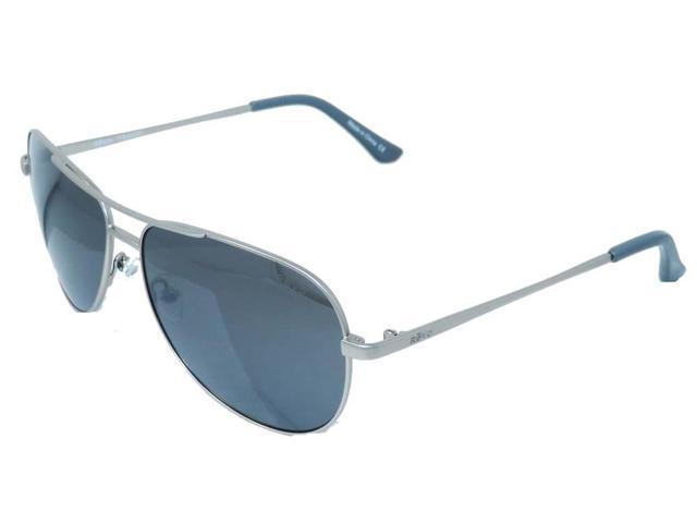 50fce3ab1da Revo Unisex RE 5015 03 GY Johnston Polarized Aviator Sunglasses Silver
