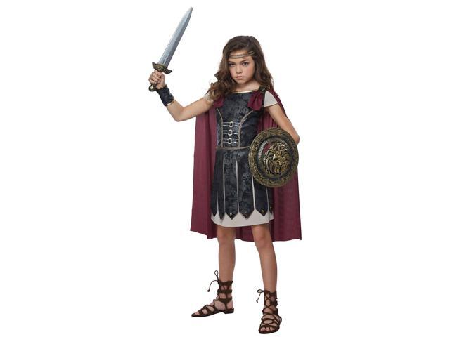 3299365c07615 Fearless Gladiator Girls Child Spartan Costume - Newegg.com