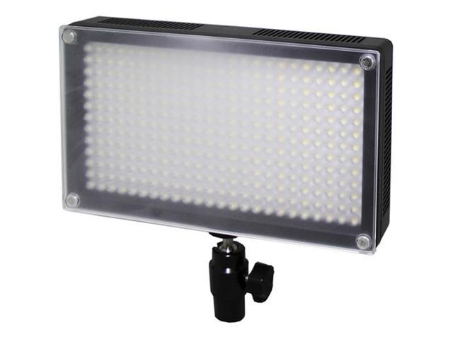 Vidpro Varicolor 312 Bulb Video And Photo Led Light Kit With 2
