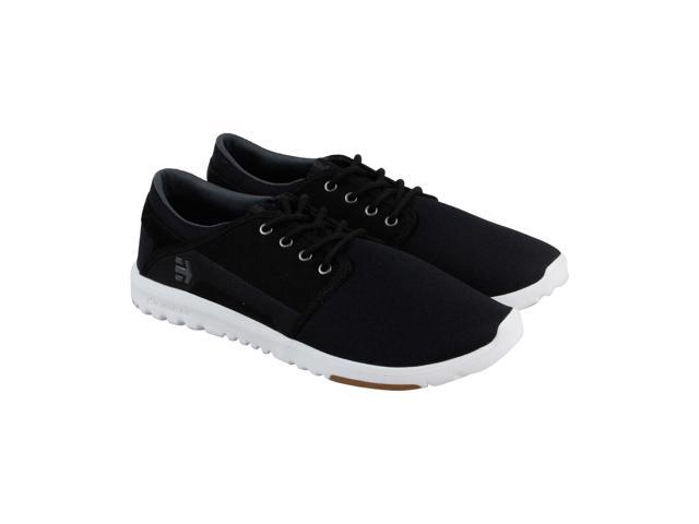 6cb774bc7bbff2 Etnies Scout Black Charcoal Gum Mens Lace Up Sneakers - Newegg ...
