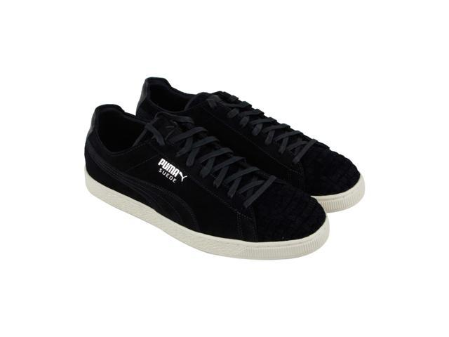 Puma Sf Ls Moonless Night Whisper White Mens Lace Up Sneakers ... 162e50873